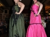 Modelling at the Donne De Belleza Fashion Show with Little Gem. Clothes by Silver's Dress Design. Photo by Beth Collins.